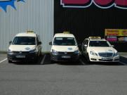 Taxiunternehmen, pünktlich, flexibel
